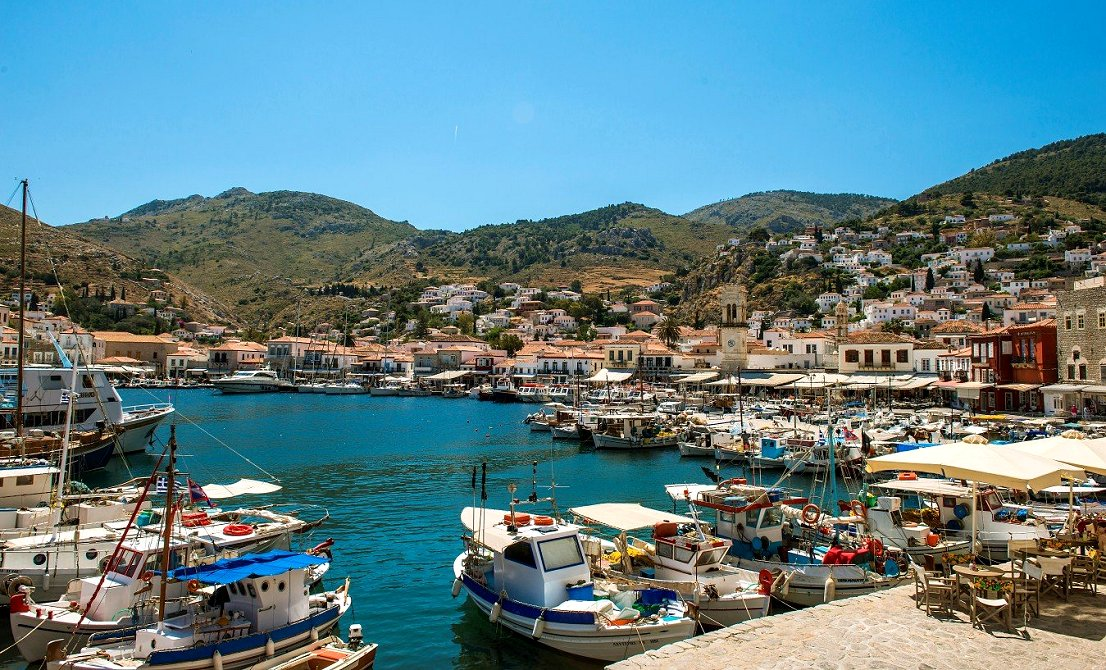 Hydra island Greece - one-day cruise from Athens to 3 Greek islands - Athens one-day cruise - one-day cruise 3 islands Greece - Cruises in Greece - Greek cruises - Greek Travel Packages - Cruise Greek islands - Travel to Greek islands - Tours in Greece - Travel Agency in Greece