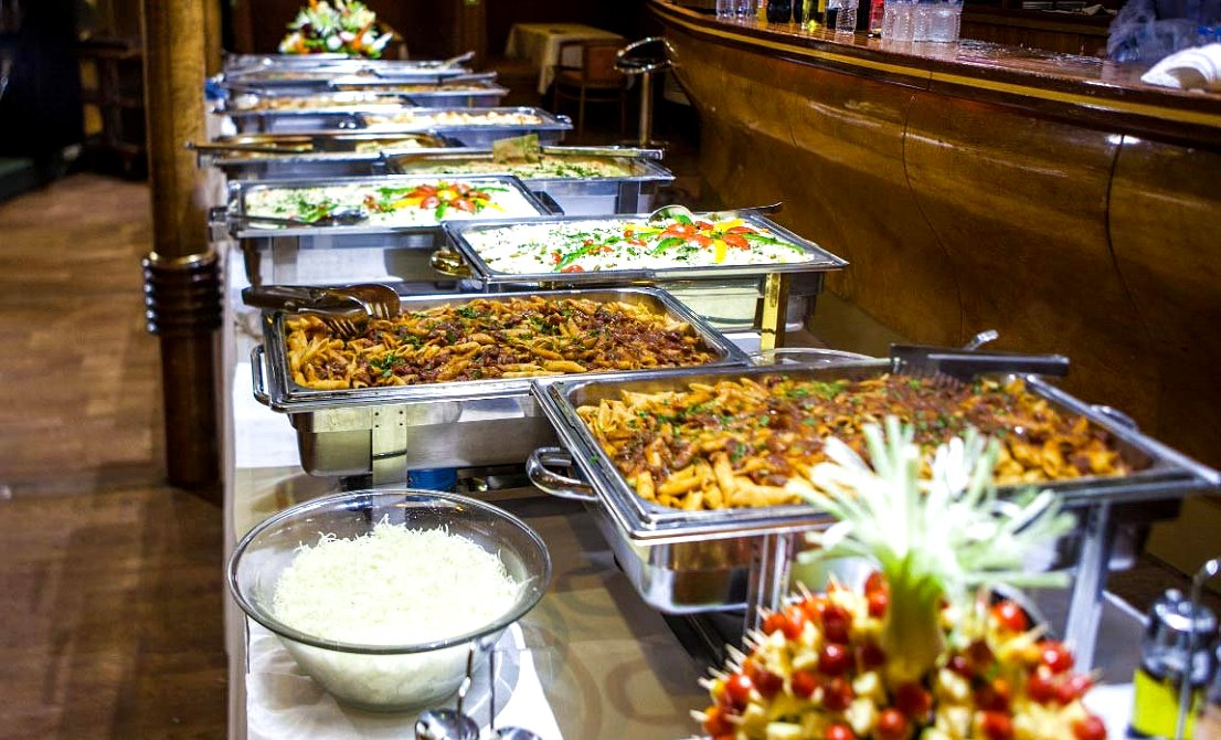 Buffet on board the one-day cruise ship - one-day cruise from Athens to 3 Greek islands - Athens one-day cruise - one-day cruise 3 islands Greece - Cruises in Greece - Greek cruises - Greek Travel Packages - Cruise Greek islands - Travel to Greek islands - Tours in Greece - Travel Agency in Greece