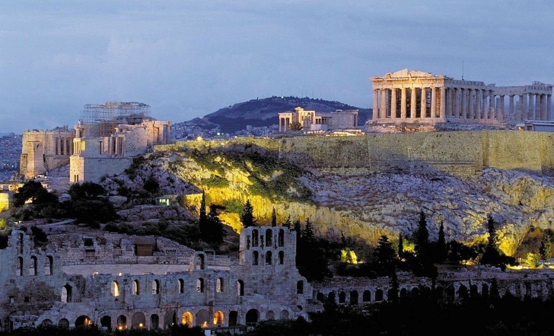 Athens (Piraeus port) - Acropolis- Greek Travel Packages - Travel to Meteora Greece - Tours in Greece - Atlantis Travel Agency in Athens Greece