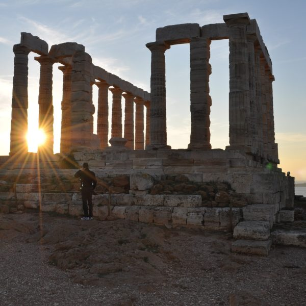 Cape Sounion - Cape Sounion afternoon tour from Athens - temple of Poseidon tour - Athens Sounio tours - Greek Travel Packages - Travel to Greece - Tours in Greece - Cruises in Greece - Atlantis Travel Agency in Athens Greece