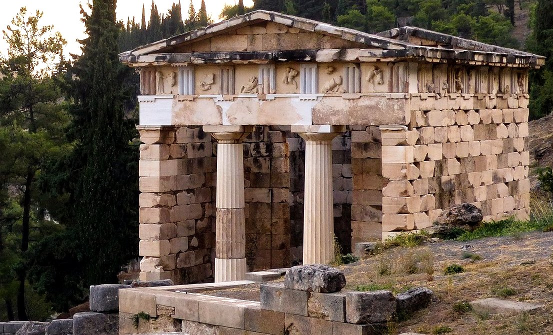 Delphi - archaeological site - ancient Delphi Greece - Greek Travel Packages - Greek tours - Travel to Greece - Tours in Greece - Travel Agency in Greece