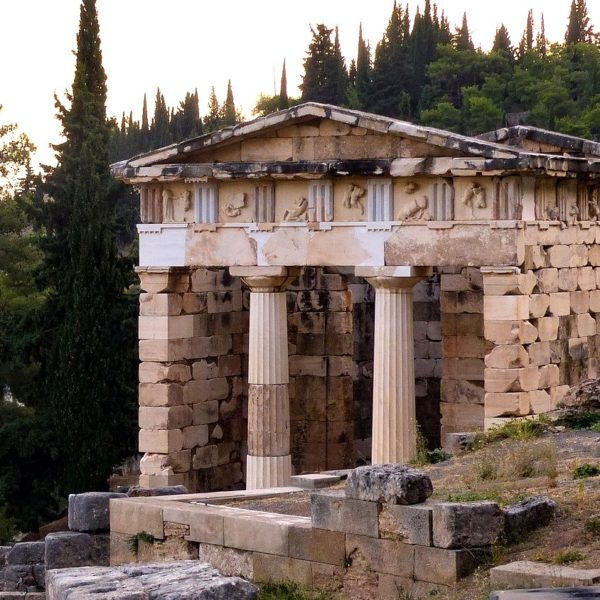 Tour to Delphi Greece - ancient Delphi Greece - Greek Travel Packages - Greek tours - Travel to Greece - Tours in Greece - Atlantis Travel Agency in Greece