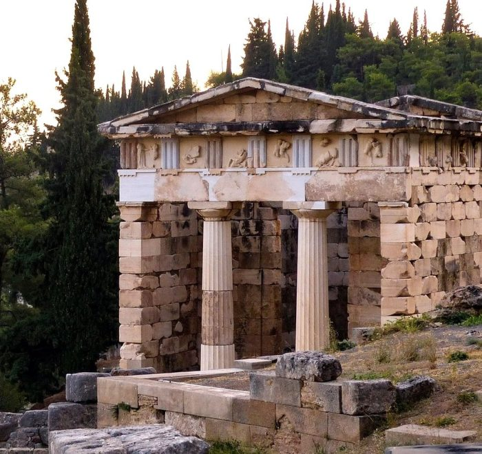 Tour to Delphi Greece - ancient Delphi Greece - Greek Travel Packages - Greek tours - Travel to Greece - Tours in Greece - Atlantis Travel Agency in Greece
