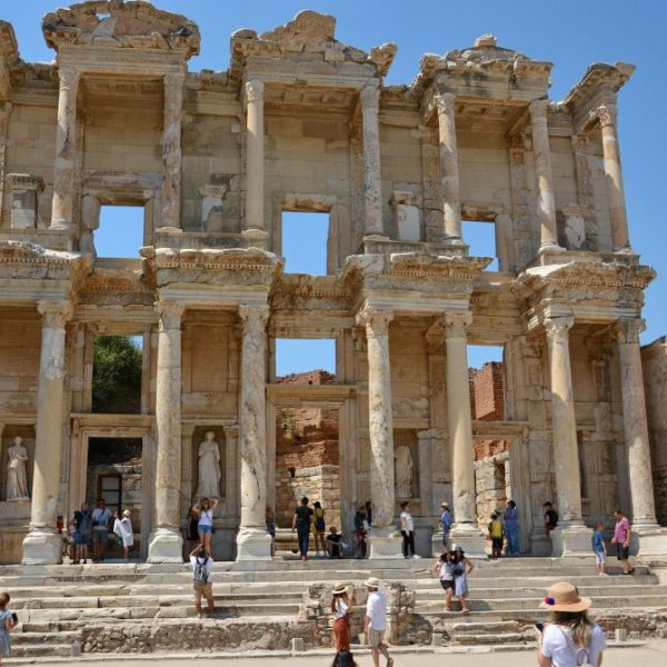 Kusadasi - Ancient Ephesus - Turkey - Cruises in Greece and Turkey - Greek cruises - Cruise Greek islands - Cruise Turkey - Travel to Greek islands and Turkey - Tours in Greece and Turkey - Travel Agency in Greece