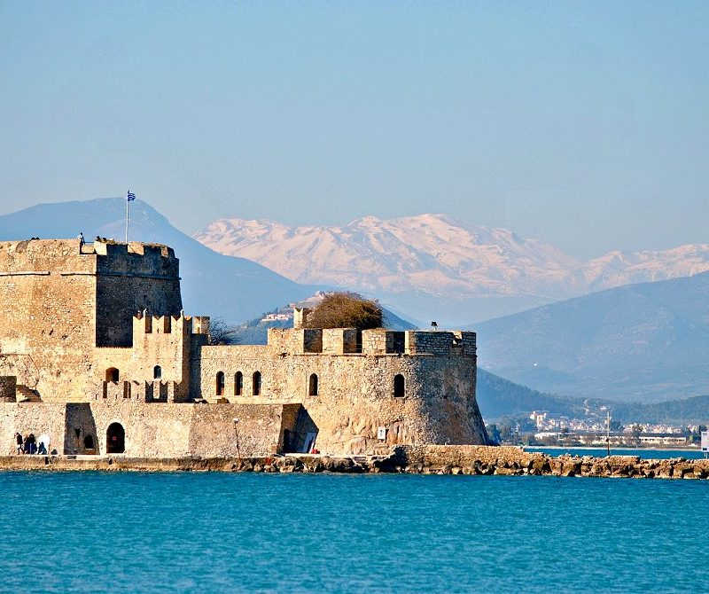 Nafplion - Bourtzi islet - full-day tour to Argolis - Epidaurus Mycenae Nafplion - Corinth Canal- Greek Travel Packages - Travel to Greece - Tours in Greece - Travel Agency in Greece