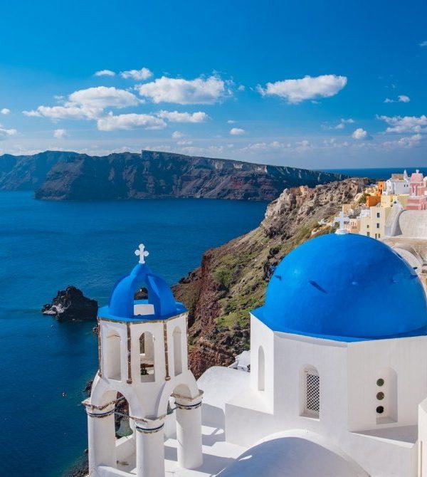 Santorini Greece - caldera breathtaking views - Cruises in Greece - Greek cruises - Greek Travel Packages - Cruise Greek islands - Travel to Greek islands - Tours in Greece - Travel Agency in Greece