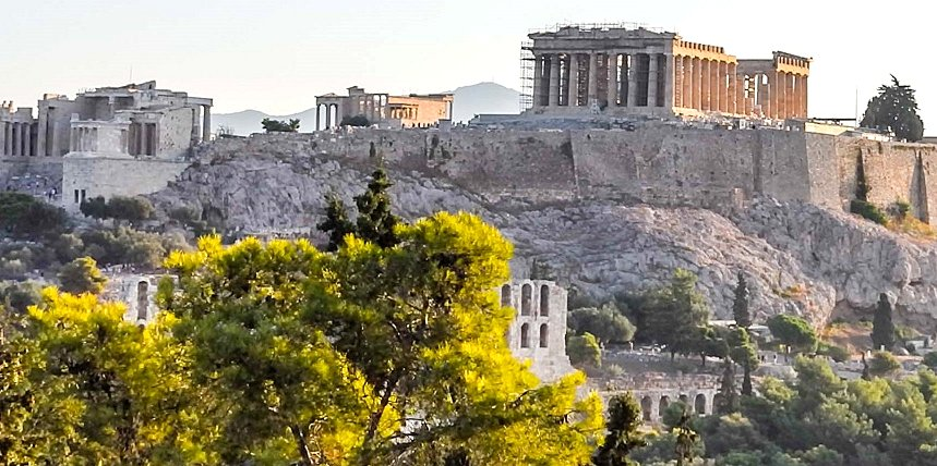 Acropolis Athens - Parthenon - Athens tours - Greek Travel Packages - Travel to Greece - Tours in Greece - Cruises in Greece - Atlantis Travel Agency in Athens Greece