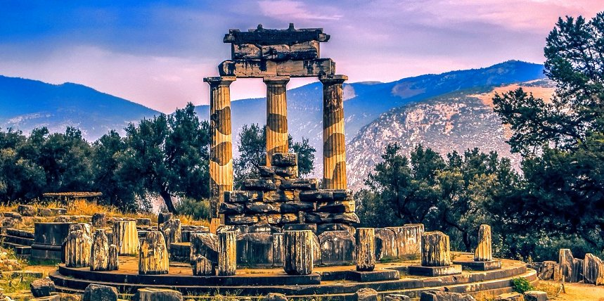 Delphi - ancient Delphi Greece - Greek Travel Packages - Greek tours - Travel to Greece - Tours in Greece - Travel Agency in Greece