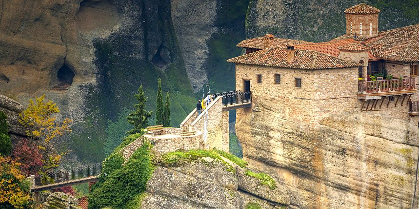 Meteora - Meteora tours - Tours in Meteora monasteries Greece - Greek Travel Packages - Travel to Meteora Greece - Tours in Greece - Atlantis Travel Agency in Athens Greece