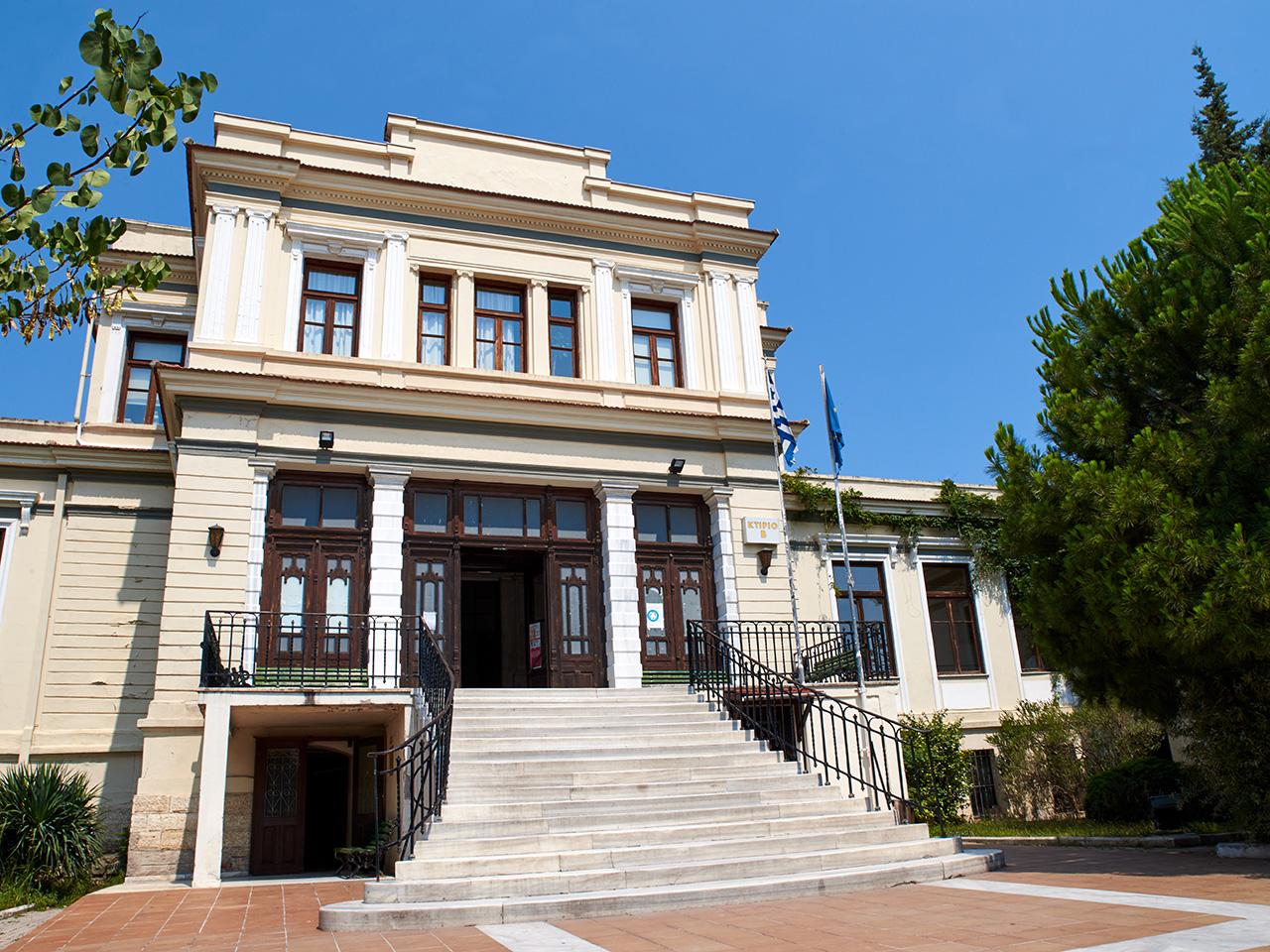 Hirsch Hospital - Jewish tour of Thessaloniki Greece - Thessaloniki Jewish Tour - Greek Jewish tours in Greece - Jewish Greek travel packages in Greece - Atlantis Travel Agency in Greece