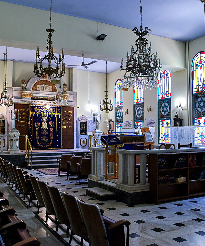 Thessaloniki Lezicaron Synagogue - Jewish tour of Thessaloniki Greece - Thessaloniki Jewish Tour - Greek Jewish tours in Greece - Jewish Greek travel packages in Greece - Atlantis Travel Agency in Greece