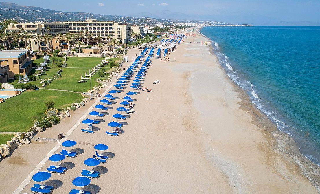 Beach in Crete Greek island - Cruises in Greece - Greek cruises - Greek Travel Packages - Cruise Greek islands - Travel to Greek islands - Tours in Greece - Travel Agency in Greece