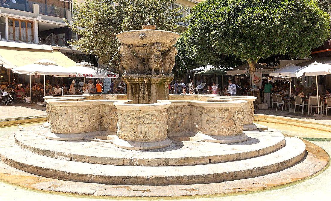 Heraklion - Crete island Greece - Cruises in Greece - Greek cruises - Greek Travel Packages - Cruise Greek islands - Travel to Greek islands - Tours in Greece - Travel Agency in Greece