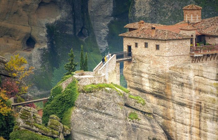 Meteora monasteries in Greece - Meteora tours - Tours in Meteora monasteries Greece - Greek Travel Packages - Travel to Meteora Greece - Tours in Greece - Travel Agency in Greece