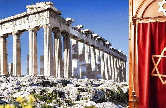 The Jewish sites in breathtaking Greece
