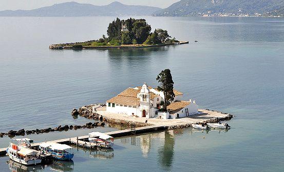 Corfu pontikonisi