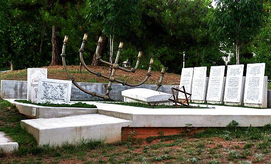 Thessaloniki cemetery