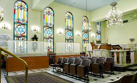 Thessaloniki Yad Lezicaron synagogue