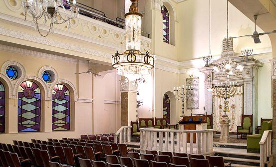 Thessaloniki Monastirioton synagogue